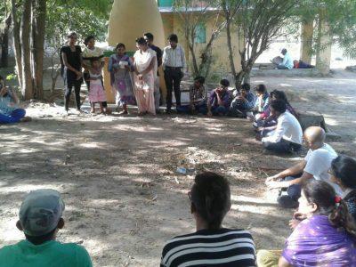2. Sk- Odhav Social activism works